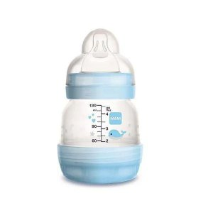Mamadeira Easy Start 130ml Menino - MAM