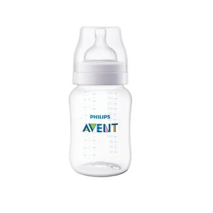Mamadeira Anti-Cólica 260ml - Avent