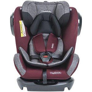 Cadeira Stretch 0 á 36kg  Marrom/Cinza - Kiddo