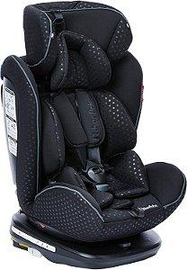 Cadeira Auto Easy 360 Fix 0 á 36kg Preto - Multikids