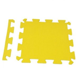 Tatame 50x50 Amarelo