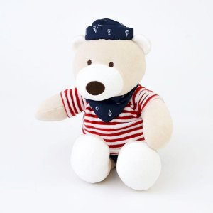 Urso Marinheiro - Zip Toys