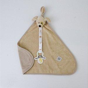 Blanket Atoalhado Totó - Zip Toys