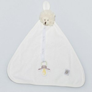Blanket Atoalhado Urso - Zip Toys