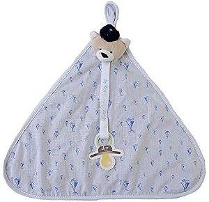Blanket Atoalhado Marinheiro - Zip Toys