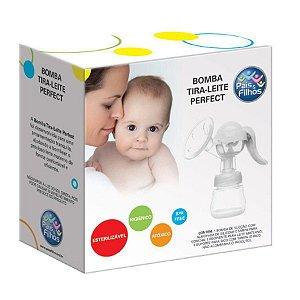 Bomba Tira Leite Perfect - Pais e Filhos
