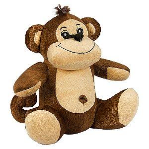 Safari Macaco - Bichos de Pelúcia