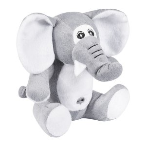 Safari Baby Elefante - Bichos de Pelúcia