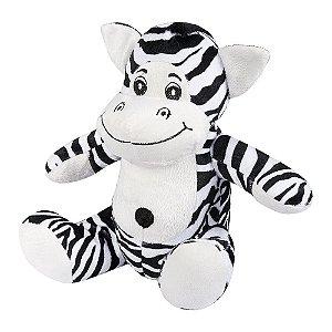 Safari Baby Zebra - Bichos de Pelúcia