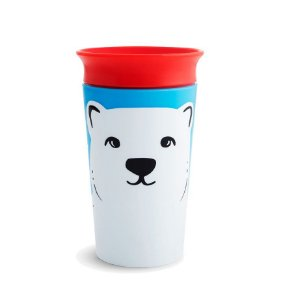 Copo Wild Urso Polar - Munchkin