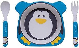 Kit Alimentação Pinguim - Girotondo