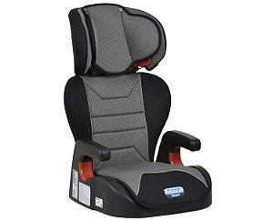 Cadeira para Auto Protege Mesclado Cinza - Burigotto