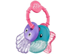 Mordedor Sea Friends Rosa - Multikids