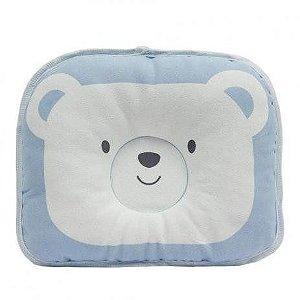 Travesseiro Urso Azul - Buba