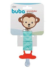 Prendedor de Chupeta Macaco - Buba