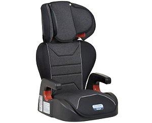 Cadeira para Auto Protege Mesclado Preto - Burigotto