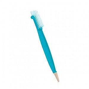Escova para Mamadeira Azul - KaBaby