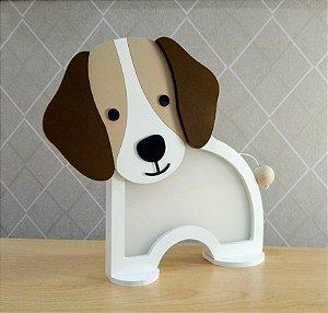 Nova Luminária Cachorro