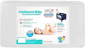 Colchonete Lavável Nanna 75x105 - Fibrasca