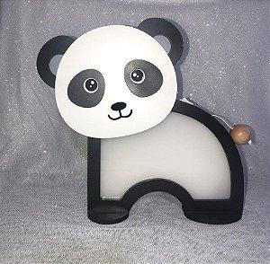 Nova Luminária Panda