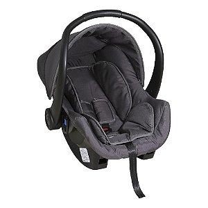 Bebê Conforto Cocoon Preto/Cinza 0 á 13kg - Galzerano