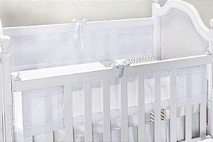 Tela Respirável para Berço - Batistela baby