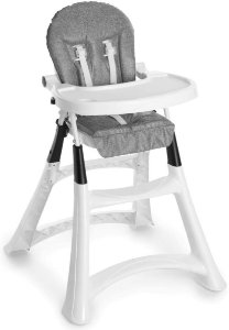 Cadeira Alta Premium Grafite - Galzerano