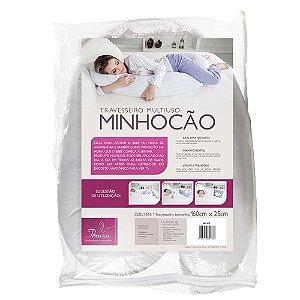 Travesseiro Minhocão - Fibrasca