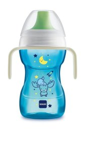 Copo Fun to Drink Night 270ml Azul - MAM