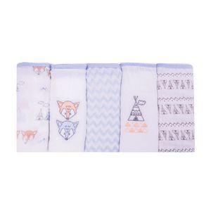 Fralda Soft Premium Raposa - Papi Baby