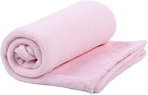 Cobertor de Microfibra Rosa Mami - Papi Baby
