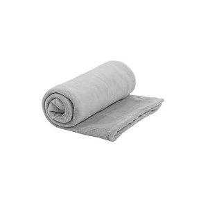 Cobertor de Microfibra Cinza Mami - Papi Baby
