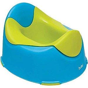 Troninho Infantil Azul e Verde - Buba