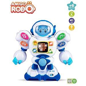 Amigo Robô - Zoop