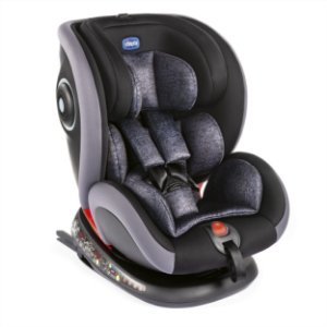 Cadeira Auto Seat4fix Graphite - Chicco