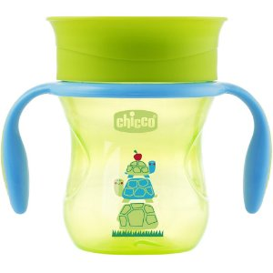 Copo 360 Perfect Cup 12 Meses+ Verde Chicco