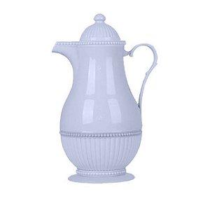 Garrafa Térmica de Plástico Vintage Azul 1L - Lyor