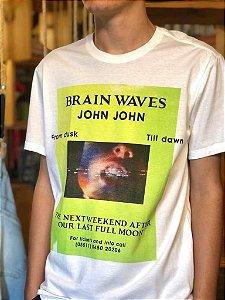 CAMISETA RX BRAIN WAVES JOHN JOHN
