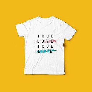 T SHIRT TRUE LOVE