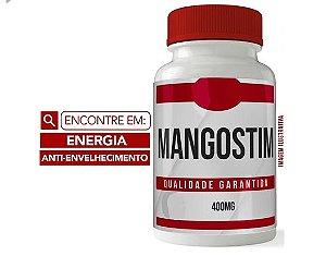 MANGOSTIM 400MG 60CÁPSULAS  - ENERGIA E ANTI-ENVELHECIMENTO