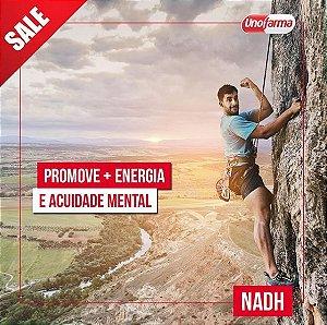 NADH 5MG 30 CÁPSULAS - MEMÓRIA E CONCENTRAÇÃO