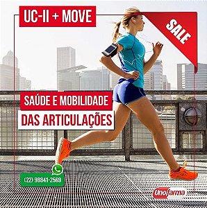 UC- LL + MOVE 30 CÁPSULAS - SAÚDE E MOBILIDADE DAS ARTICULAÇÕES
