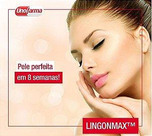 LINGONMAX 60CÁPS DE 150MG - REDUÇÃO DE RUGAS E MANCHAS