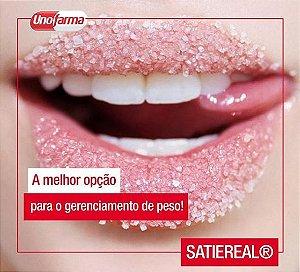 SATIEREAL 100MG 60 CÁPSULAS - SACIEDADE E SENSAÇÃO DE BEM ESTAR