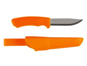 FACA MORA BUSHCRAFT SURVIVAL ORANGE