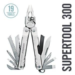 LEATHERMAN SUPER TOOL 300 ALICATE MULTITOOL