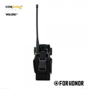 PORTA HT FORHONOR - BLACK