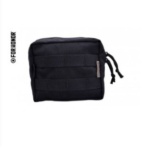 BOLSO HORIZONTAL FORHONOR - BLACK