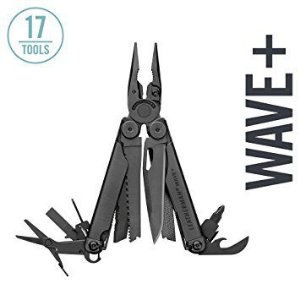 LEATHERMAN WAVE PLUS BLACK ALICATE MULTITOOL - 832524