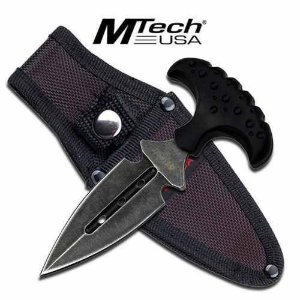PUSH DAGGER MTECH USA - MT-20-41BK